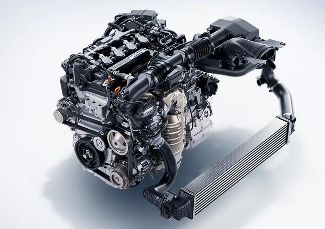 2020 Honda Accord 1.5-liter VTEC® Turbocharged Engine