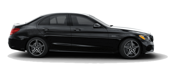2018 Mercedes-Benz AMG® C 43 Sedan white background