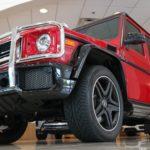 Mercedes-Benz G 63 AMG® Falcons Edition Exterior