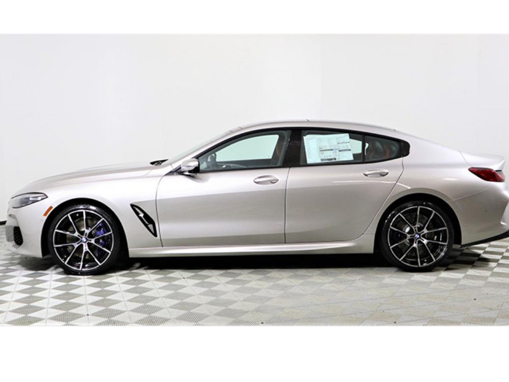 2020 BMW 840i xDrive M Sport Gran Coupe #4