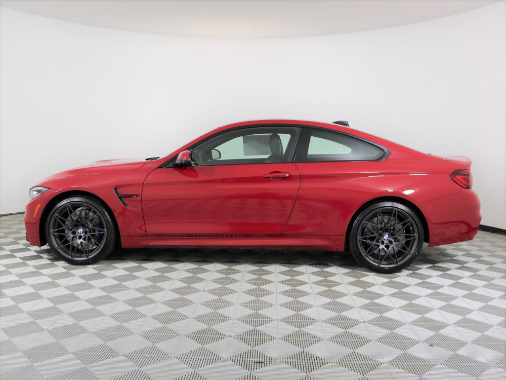 2020 BMW M4 COUPE HERITAGE EDITION MANUAL - Imola Red 2