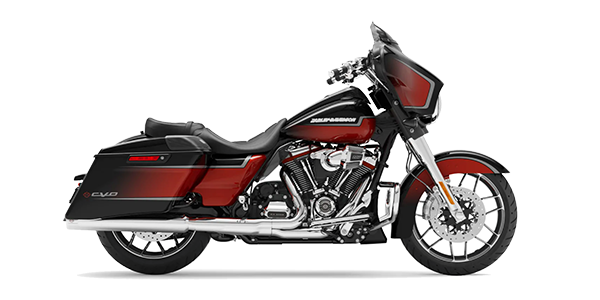 2021 HD CVO Street Glide®