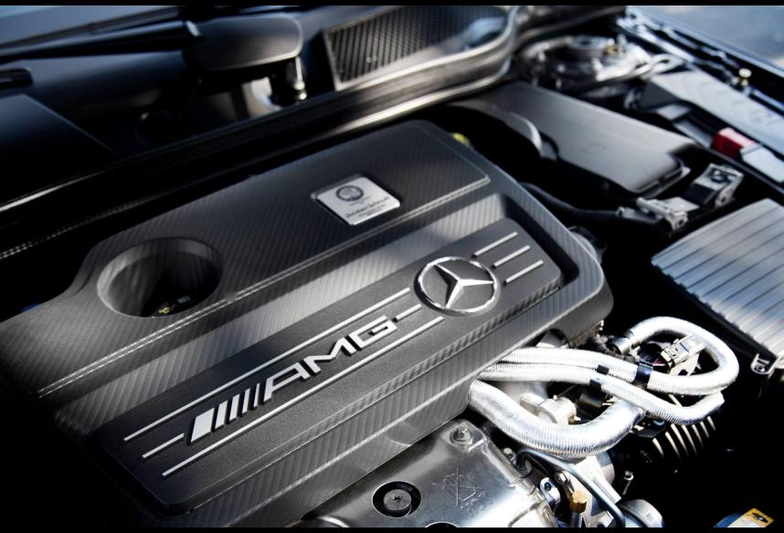AMG motor engine
