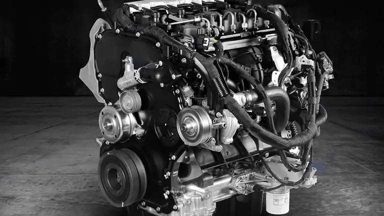 3.2L Power Stroke® I-5 Turbo Diesel