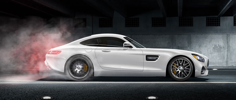 The All-New 2018 Mercedes-AMG® GT C