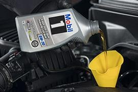 6-Quart Mobil 1® Full Synthetic Oil Change Package| Coastal Chevrolet Cadillac