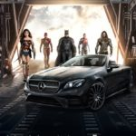 Mercedes Benz Warner Bros Pictures' JUSTICE LEAGUE 12