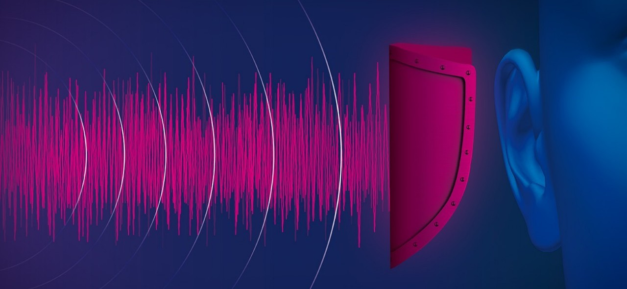 Visual of PRESAFE® with Pink Noise
