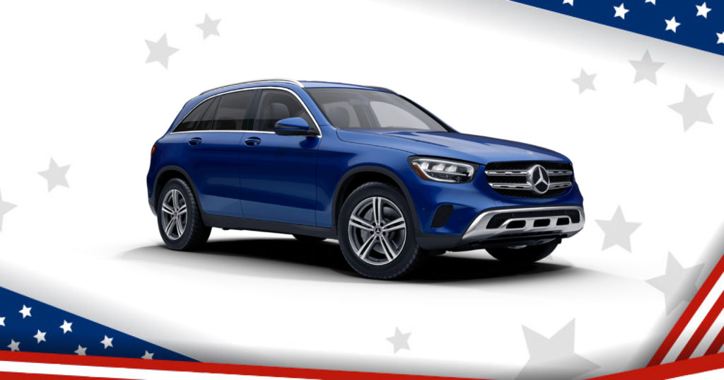 2021 GLC 300 4MATIC® SUV