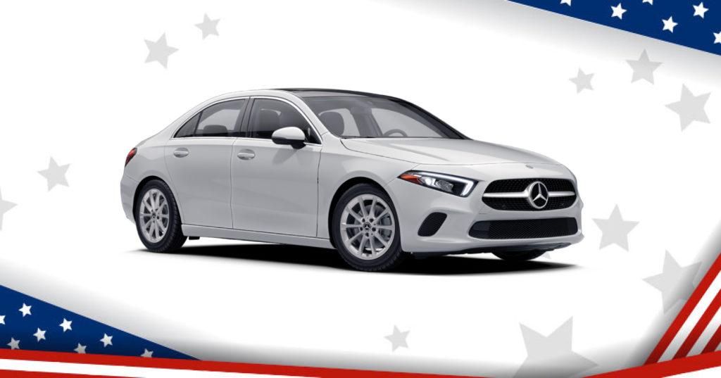 2021 A 220 4MATIC® Sedan