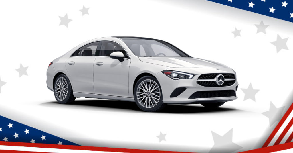 2021 CLA 250 4MATIC® Coupe