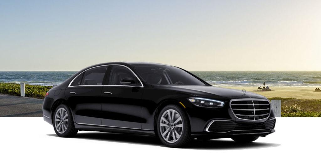 Introducing The All-New 2021 S-Class Sedan