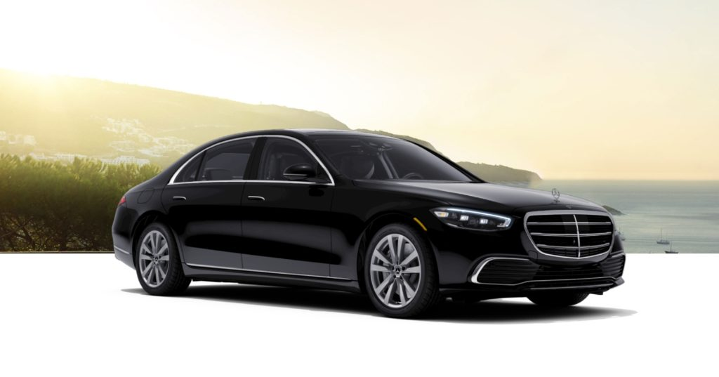 2021 S-Class Sedan is Here!