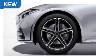 """R90 - 19"""" Twin 5-Spoke Light-Alloy Wheels"""