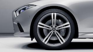 """R98 - 20"""" Twin 5-Spoke Wheels"""