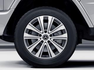 """RK2 - 19"""" Twin 5-Spoke Wheels"""