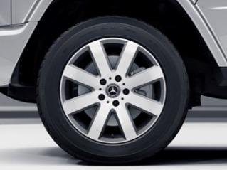 """RK3 - 19"""" 8-Spoke Wheels"""