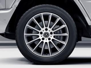 """K4 - 20"""" AMG Multi-Spoke Wheels"""