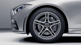 """RRE - 19"""" AMG Twin 5-Spoke Wheels"""