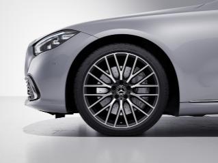 "60R - 20"" Y-Multispoke Wheels"
