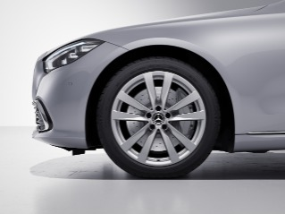 """177R - 19"""" 5- Multispoke Wheels"""