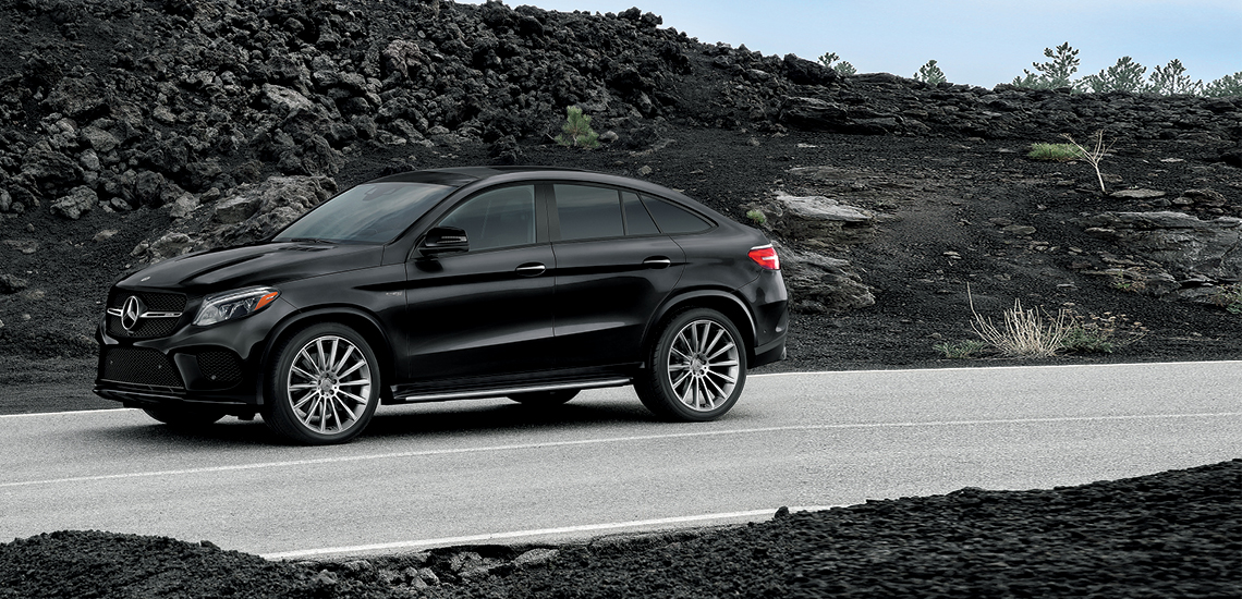 2019 Mercedes-Benz AMG® GLE 43 Coupe 4MATIC®