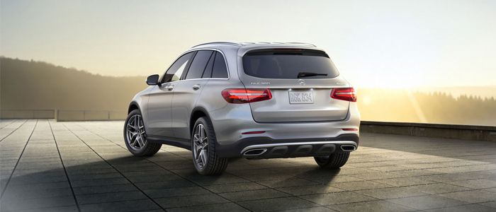Delightful 2018 GLC 300 4MATIC® SUV