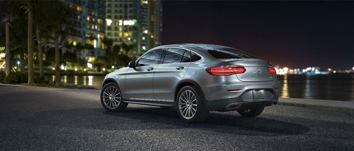 2018 GLC 300 4MATIC® Coupe
