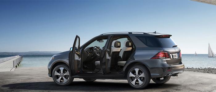2018 GLE 350 4MATIC® SUV
