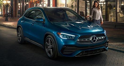 New 2021 Mercedes-Benz GLA 250 4MATIC SUV