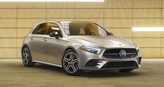 New 2021 Mercedes-Benz A 250 4MATIC Hatch