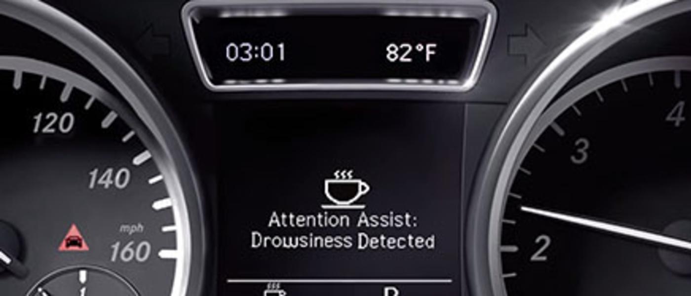 Mercedes-Benz ATTENTION ASSIST®