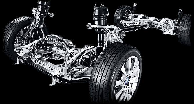 Mercedes-Benz 4MATIC® all-wheel drive