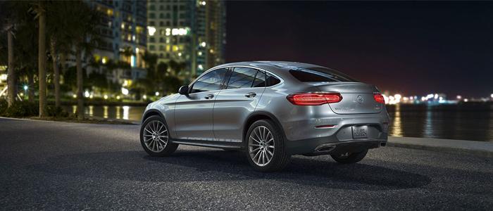 2018 GLC 300 4MATIC® Coupe
