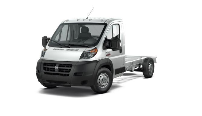 2017 RAM Promaster® Chassis CAB