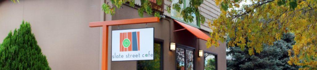 Slate Street Café: A Hip Eatery with Modern Fare