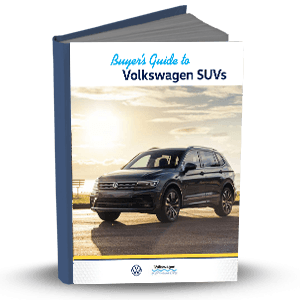 Buyer's Guide to VW SUVs eBook